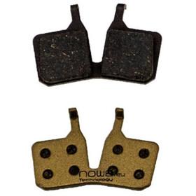 NOW8 E-Bike Gold Disc Brake Pads CC3Xplus for Magura MT5